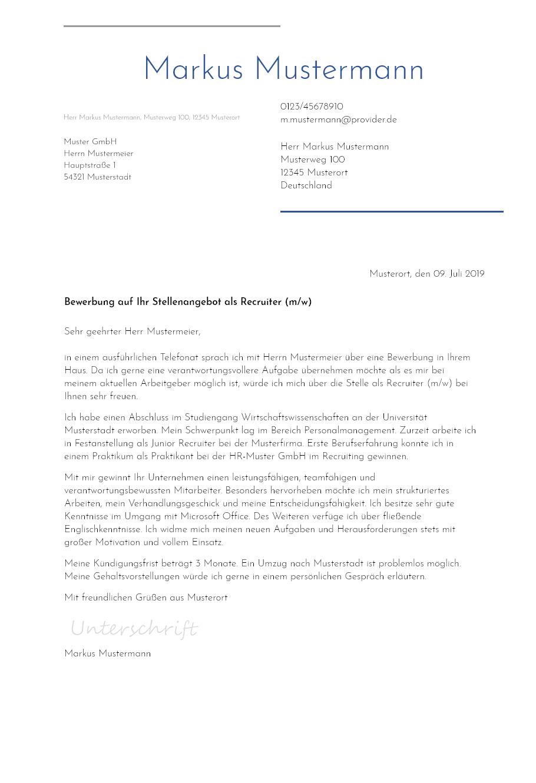 Bewerbungsvorlagen Als Kassierer Bewerbung2go